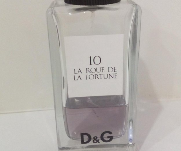 D&g парфюм обмен. Фото 1. Тюмень.