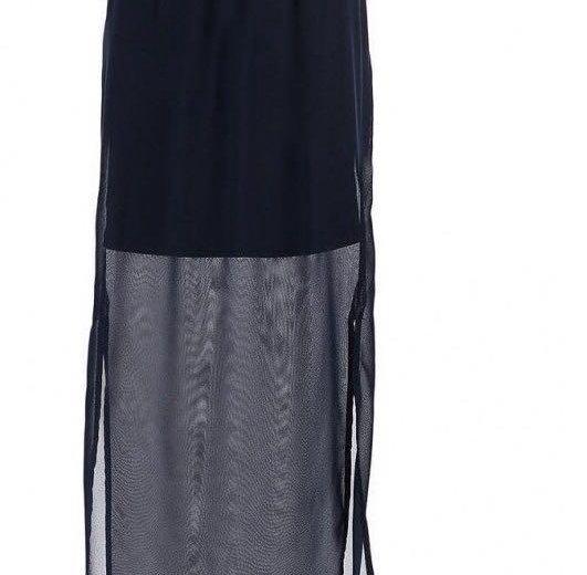 Прозрачная юбка в пол. Фото 1. Москва.