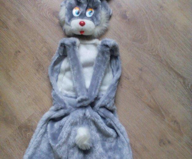 Продам новогодний костюм зайчика. Фото 2. Белово.