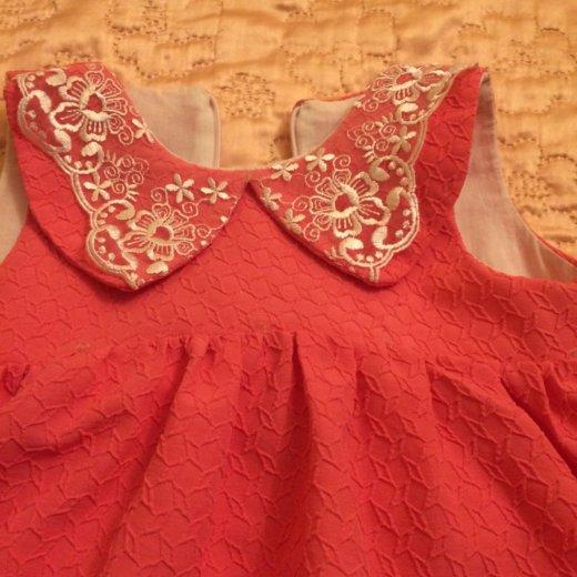 Платье на девочку. Фото 1. Томск.