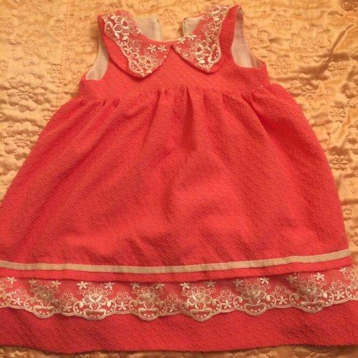 Платье на девочку. Фото 2. Томск.