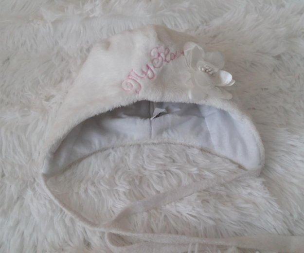 Зимняя шапка. Фото 1. Сургут.