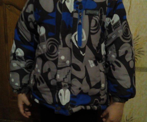 Детская куртка на мальчика. Фото 1. Лебедянь.