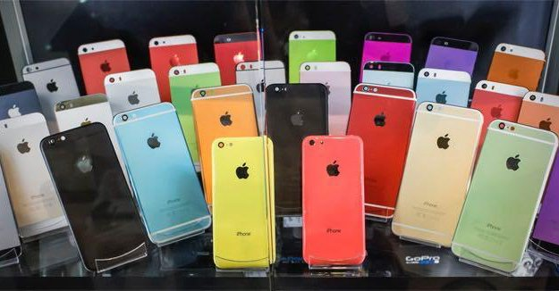 Корпуса на iphone 4,4s5,5s,6,6s... Фото 2. Краснодар.