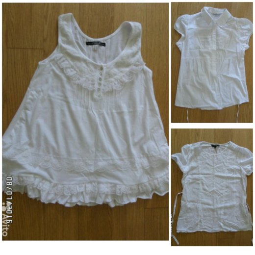 Рубашки для беременных. Фото 1. Иркутск.