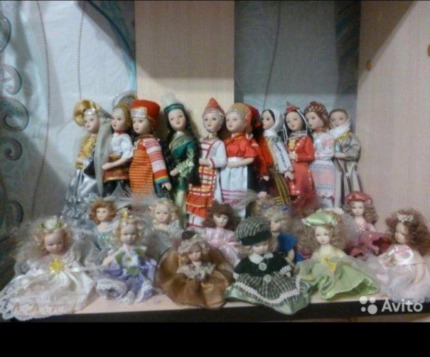 Сувенирные куклы. Фото 3. Оренбург.