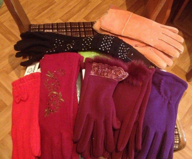 Перчатки. Фото 1. Сургут.