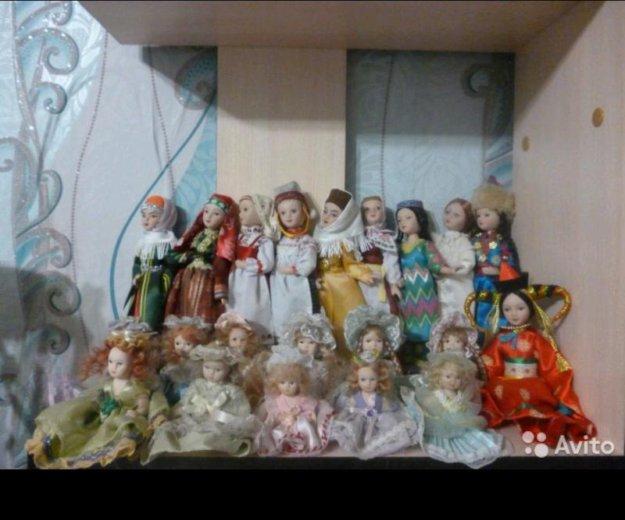 Сувенирные куклы. Фото 4. Оренбург.
