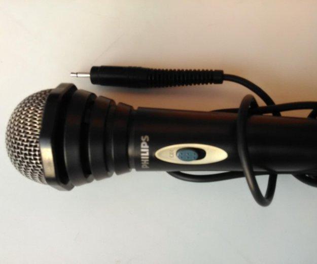 Микрофон. Фото 1. Кызыл.