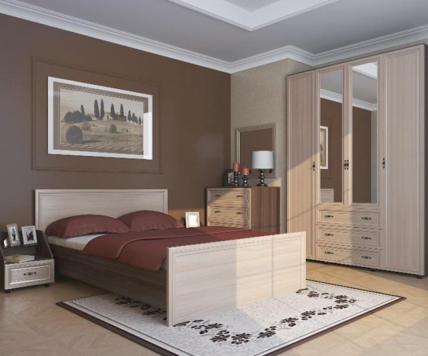 """Спальня """"амелия"""". Фото 4. Волгоград."""