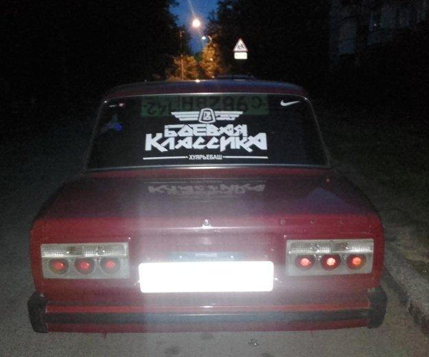 Лада 2107. Фото 1. Томск.