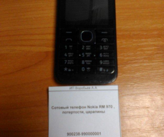 Nokia rm 970. Фото 1. Асбест.