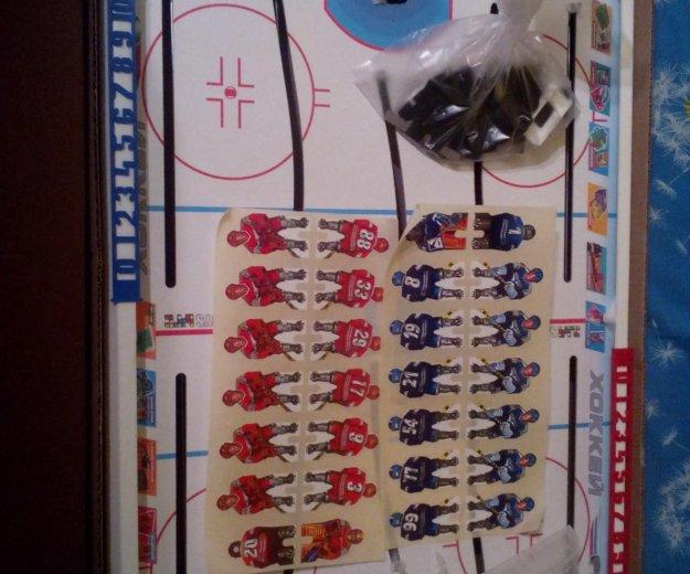 Настольный хоккей. Фото 4. Екатеринбург.