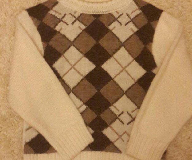 Тёплый свитер на мальчика. Фото 3. Мытищи.
