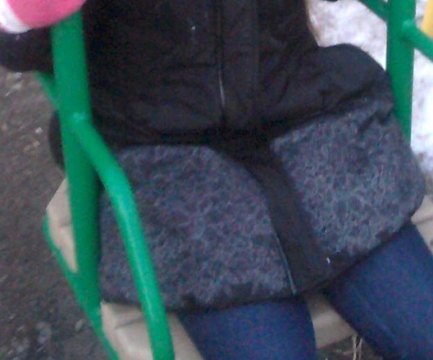 Зимняя теплая куртка. Фото 1. Москва.