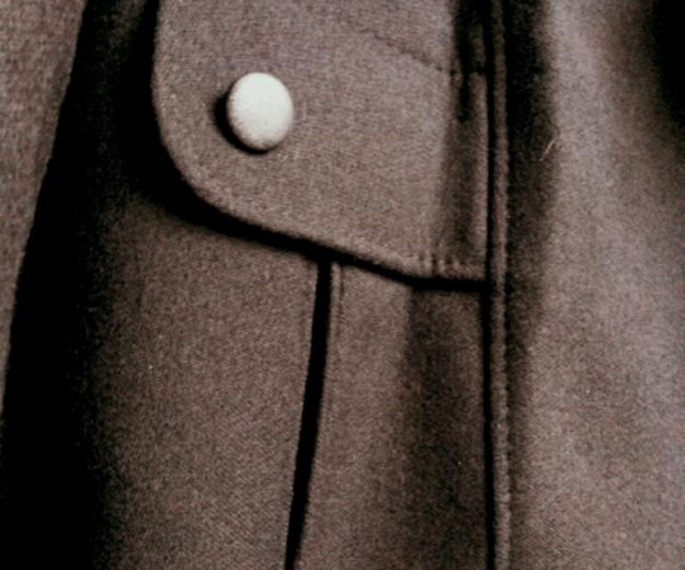 Пальто шерстяное зим.. Фото 2. Знамя Октября.