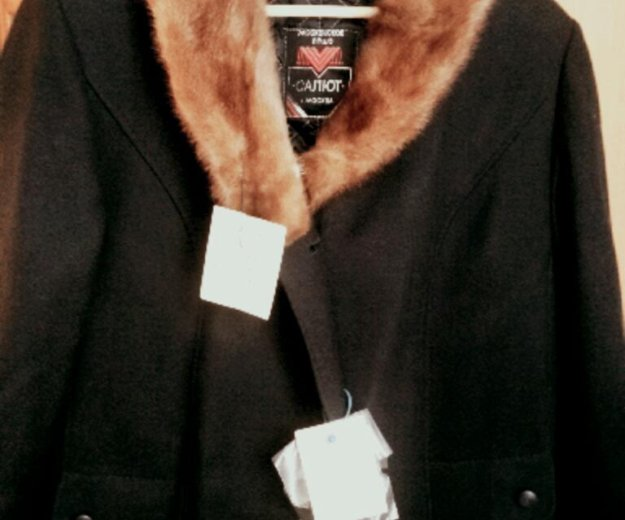 Пальто шерстяное зим.. Фото 3. Знамя Октября.