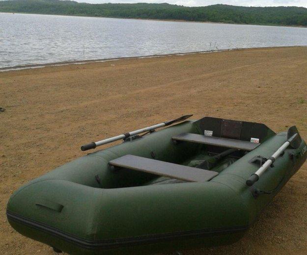 Лодка лилер-280. Фото 1. Владивосток.