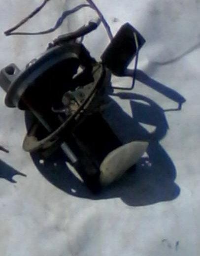Бензонасос ваз 2115. Фото 1. Богандинский.