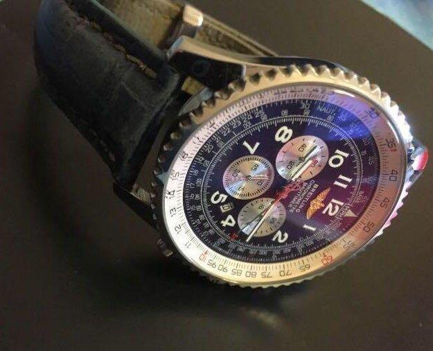 Мужские часы, breitling. Фото 1. Иркутск.
