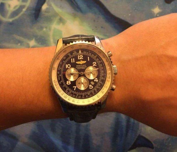 Мужские часы, breitling. Фото 2. Иркутск.