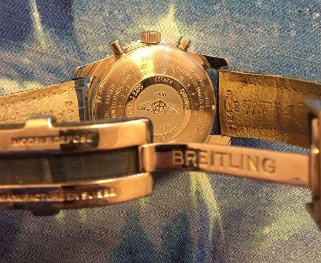 Мужские часы, breitling. Фото 3. Иркутск.