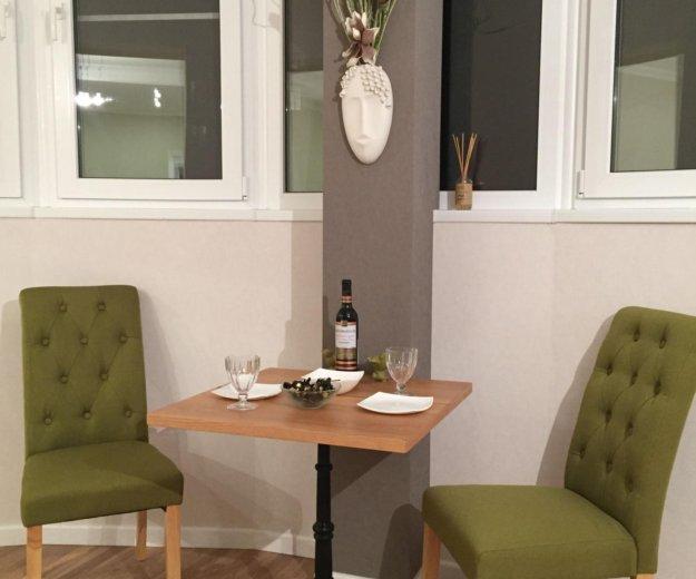 Комплект стол + 4 стула. Фото 2. Краснодар.