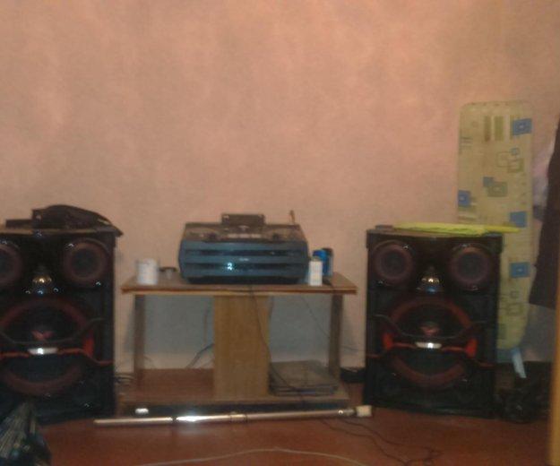Минидиджейская установка hi-fi с диджейскими эффек. Фото 2. Красноярск.