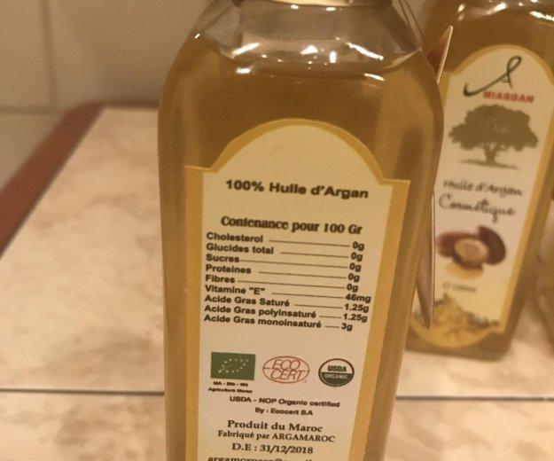 Натуральное аргановое  масло. Фото 2. Москва.
