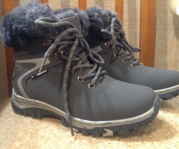 Ботинки зимние. Фото 1. Саров.