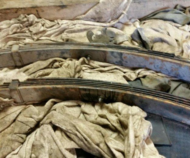Рессоры на газ 31029 волга. Фото 1. Томск.