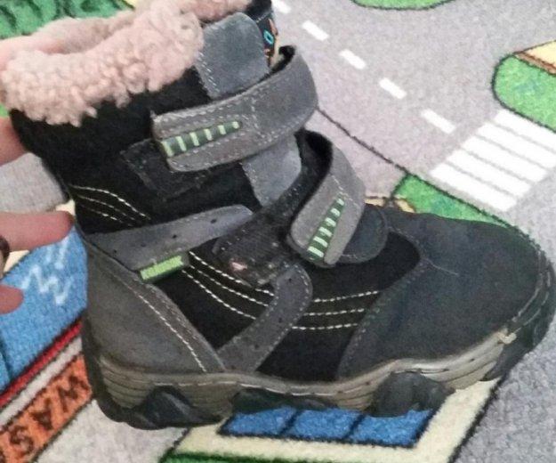 Ботинки. Фото 1. Тюмень.