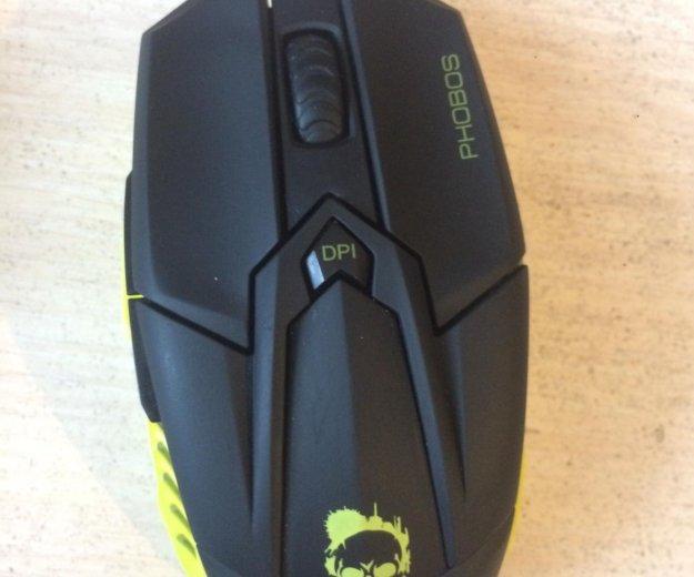 Игровая мышка dexp phobos. Фото 1. Красноярск.