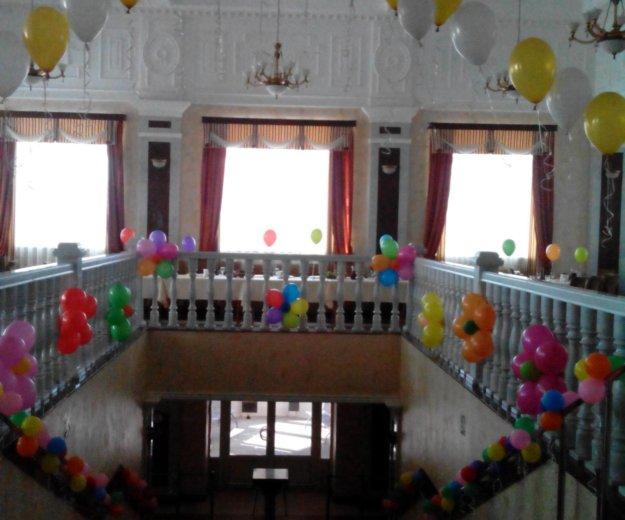 Шары с гелием 35р ,оформление шарами. Фото 1. Новокуйбышевск.
