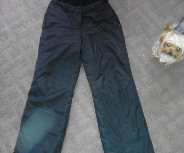 Теплые брюки для беременной. Фото 2. Сосновоборск.