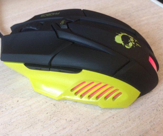 Игровая мышка dexp phobos. Фото 2. Красноярск.