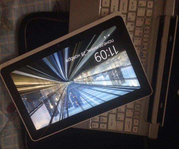 Acer ikonia w510 продаю или меняю на телефон !. Фото 3. Москва.