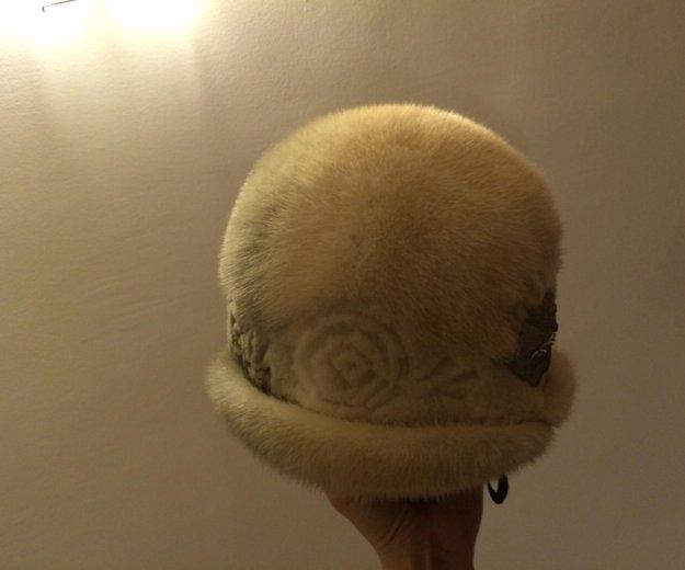 Норковая шапка. Фото 4. Челябинск.
