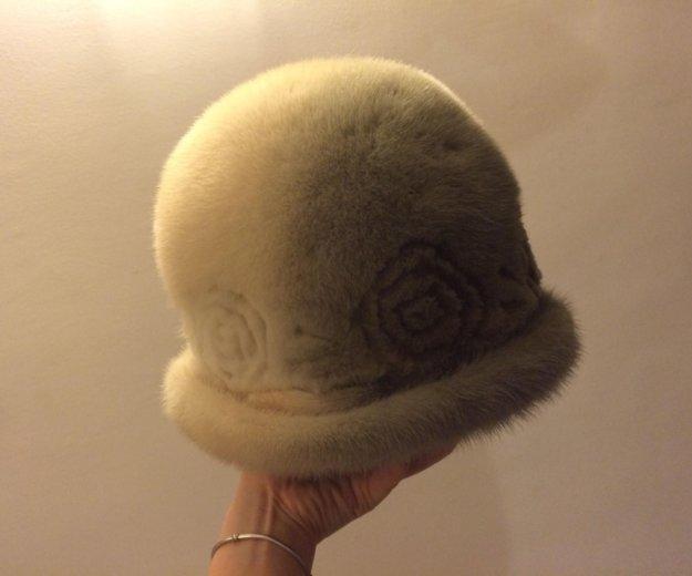 Норковая шапка. Фото 2. Челябинск.