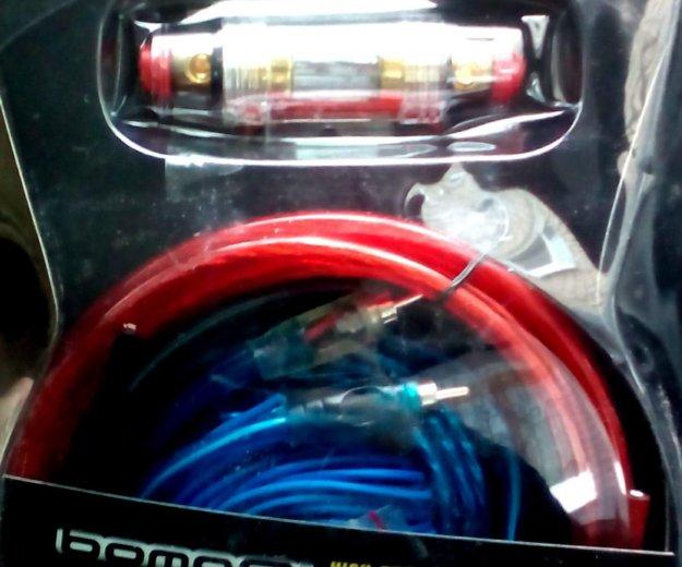 Новый комплект проводов для сабвуфера. Фото 2. Барнаул.