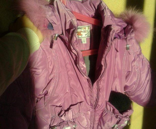 Детский зимний комбез. Фото 3. Тюмень.