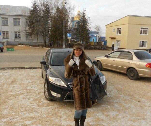 Шуба ( мутон). Фото 1. Воронеж.