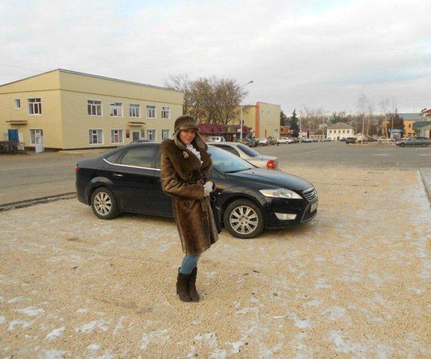 Шуба ( мутон). Фото 2. Воронеж.