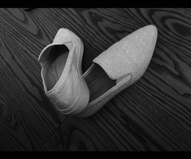 Ботинки балетки zara новые. Фото 3. Москва.
