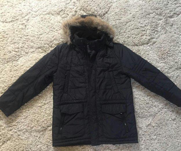 Куртка зимняя 54-56р. Фото 1. Вольно-Надеждинское.