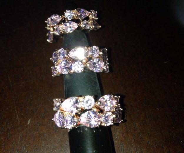 Серьги + кольцо. Фото 1. Кемерово.
