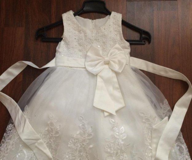 Нарядное платье. Фото 1. Камбилеевское.