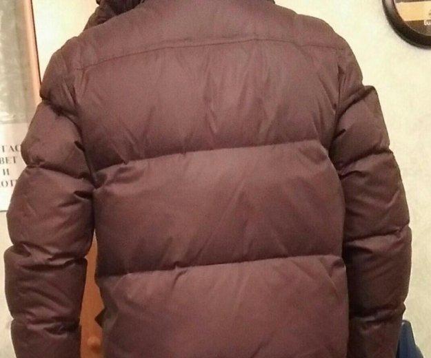 Куртка пуховик tom farr мужской, размер 48-50. Фото 1. Москва.