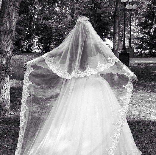 Свадебное платье. Фото 2. Астрахань.