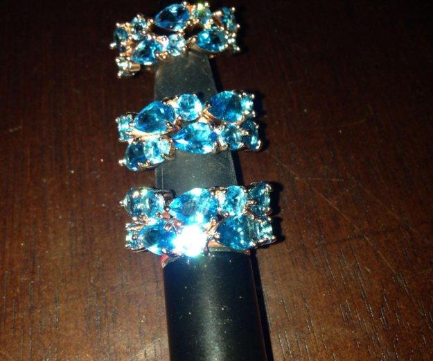Комплект серьги+ кольцо. Фото 1. Кемерово.